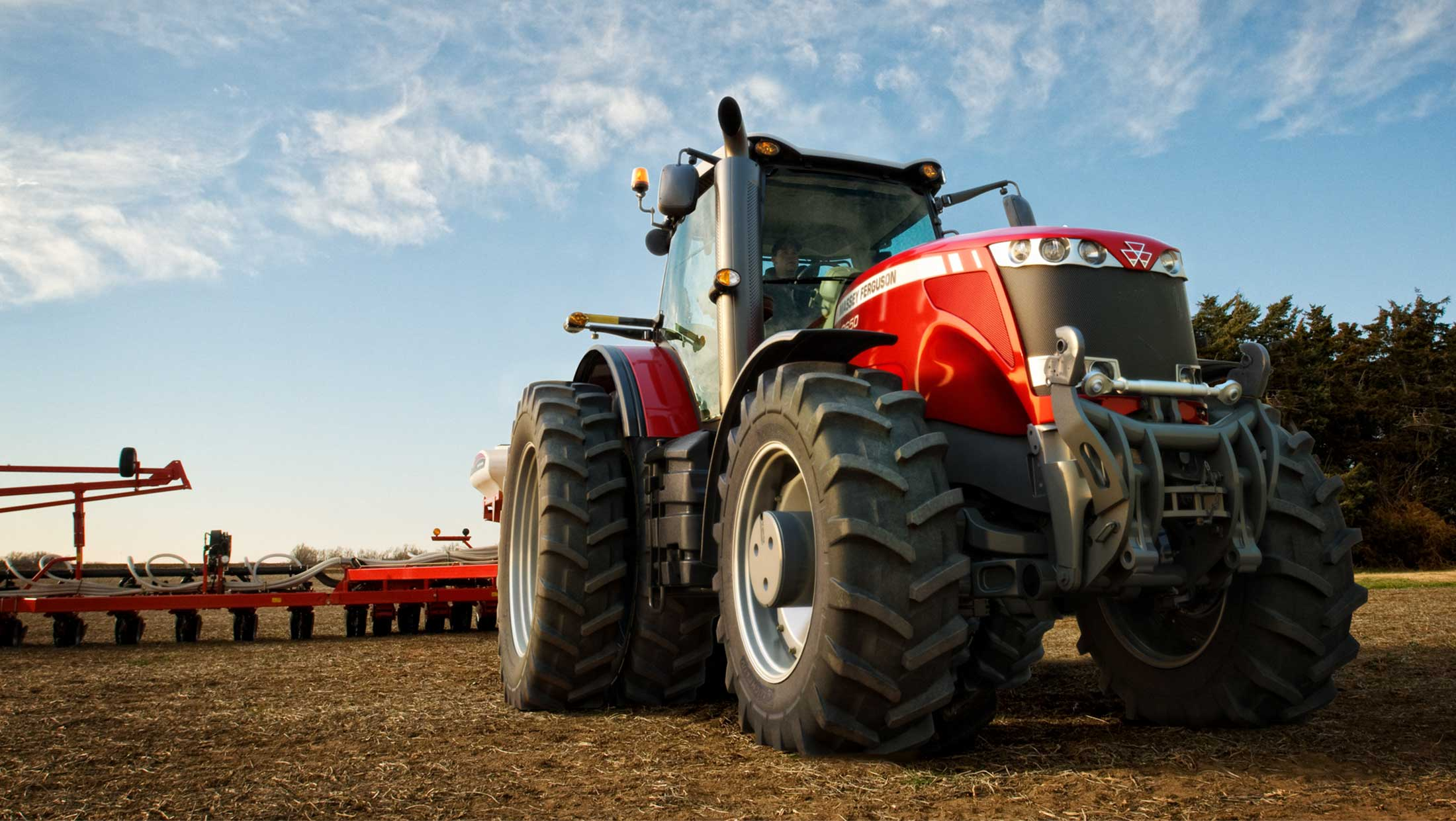 The Massey Ferguson<br/> revolution has arrived at